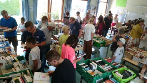 Bourse aux livres 2014